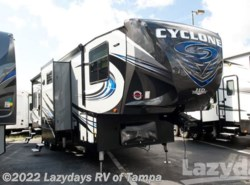 New 2017  Heartland RV Cyclone 3611 by Heartland RV from Lazydays in Seffner, FL