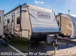 Used 2014 Coleman Expedition 262BH available in Seffner, Florida