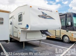 Used 2010  Keystone Springdale 279 FWRL-SSR by Keystone from Lazydays in Seffner, FL