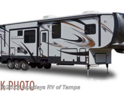 Used 2014  Heartland RV Cyclone 4000 by Heartland RV from Lazydays in Seffner, FL