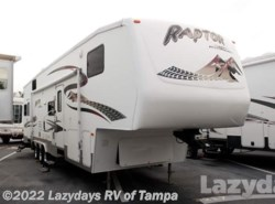 Used 2005  Keystone Raptor 3612DS by Keystone from Lazydays in Seffner, FL