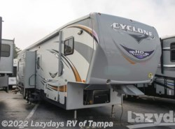 Used 2012  Heartland RV Cyclone 4014 by Heartland RV from Lazydays in Seffner, FL