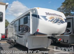 Used 2010  Keystone Montana 3455SA by Keystone from Lazydays in Seffner, FL
