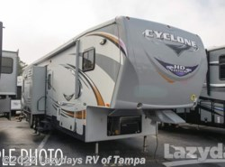 Used 2012  Heartland RV Cyclone 3800 by Heartland RV from Lazydays in Seffner, FL