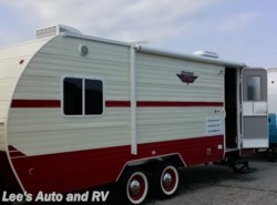 New 2017  Riverside RV  The Throwback 19FKS by Riverside RV from Lee's Auto and RV Ranch in Ellington, CT