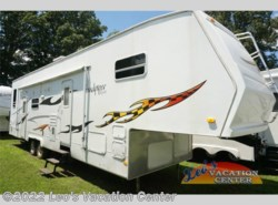 Used 2006  Forest River Sandpiper 37.5 TOYHAULER by Forest River from Leo's Vacation Center in Gambrills, MD