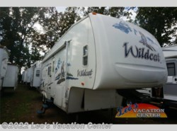 Used 2008  Forest River Wildcat 32QBBS