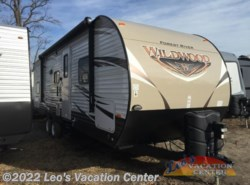New 2017  Forest River Wildwood 28DBUD by Forest River from Leo's Vacation Center in Gambrills, MD