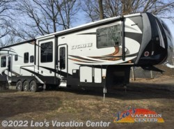 New 2017  Heartland RV Cyclone 4005 by Heartland RV from Leo's Vacation Center in Gambrills, MD