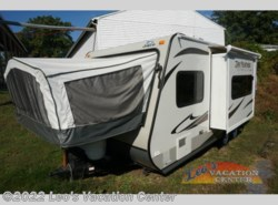 Used 2008  Jayco Jay Feather 213X by Jayco from Leo's Vacation Center in Gambrills, MD