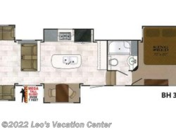 New 2017  Heartland RV Bighorn 3970RD by Heartland RV from Leo's Vacation Center in Gambrills, MD