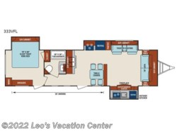 New 2017  Venture RV SportTrek Touring Edition 333VFL by Venture RV from Leo's Vacation Center in Gambrills, MD