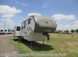 Used 2012  Keystone Cougar 327RES