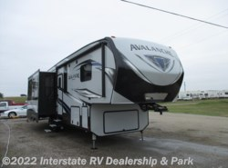 New 2017  Keystone Avalanche 320RS by Keystone from Interstate RV Dealership & Park in Mathis, TX