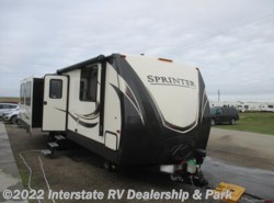 New 2017  Keystone Sprinter Wide Body 319MKS by Keystone from Interstate RV Dealership & Park in Mathis, TX