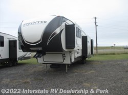 New 2017  Keystone Sprinter Wide Body 353FWDEN by Keystone from Interstate RV Dealership & Park in Mathis, TX