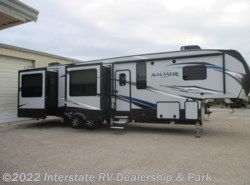 New 2017  Keystone Avalanche 370RD by Keystone from Interstate RV Dealership & Park in Mathis, TX