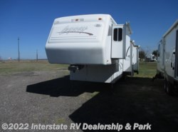 Used 2004  Forest River Legacy 378RLQS by Forest River from Interstate RV Dealership & Park in Mathis, TX