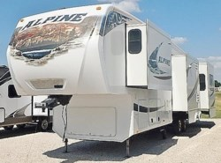 Used 2011  Keystone Alpine 3500RE by Keystone from McClain's Longhorn RV in Sanger, TX