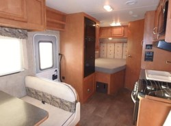 Used 2017  Winnebago Minnie Winnie 25B by Winnebago from McClain's Longhorn RV in Sanger, TX