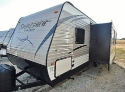 New 2017  K-Z Sportsmen LE 271BHLE by K-Z from McClain's Longhorn RV in Sanger, TX