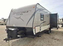 New 2017  K-Z Sportsmen LE 241RLLE by K-Z from McClain's Longhorn RV in Sanger, TX