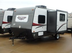 New 2017  K-Z Sportsmen Classic 19BHS by K-Z from McClain's RV Fort Worth in Fort Worth, TX