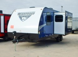 New 2017  Winnebago Minnie 2201DS by Winnebago from McClain's RV Fort Worth in Fort Worth, TX
