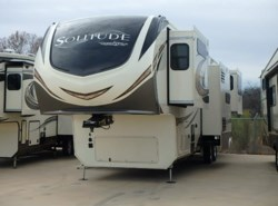 New 2017  Grand Design Solitude 375RES by Grand Design from McClain's RV Fort Worth in Fort Worth, TX