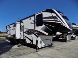 New 2017  Grand Design Momentum 399TH by Grand Design from McClain's RV Superstore in Corinth, TX