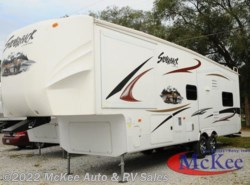 Used 2012  Forest River Cedar Creek Silverback 29RE by Forest River from McKee Auto & RV Sales in Perry, IA