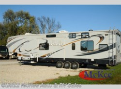 Used 2012  Heartland RV Cyclone 3800 by Heartland RV from McKee Auto & RV Sales in Perry, IA