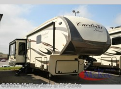 New 2018 Forest River Cardinal Luxury 3875FBX available in Perry, Iowa