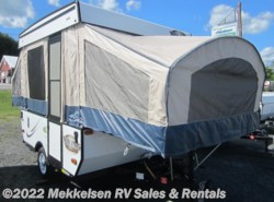 Used 2016  Viking Epic 1706LS by Viking from Mekkelsen RV Sales & Rentals in East Montpelier, VT