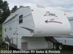 Used 2007  CrossRoads Zinger 27RL by CrossRoads from Mekkelsen RV Sales & Rentals in East Montpelier, VT
