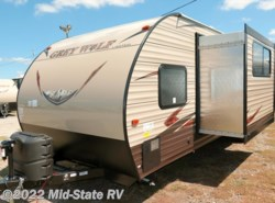 New 2016  Forest River Cherokee Grey Wolf 27RR by Forest River from Mid-State RV Center in Byron, GA