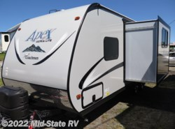 New 2017  Coachmen Apex 212RB by Coachmen from Mid-State RV Center in Byron, GA