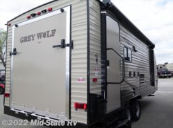 New 2016  Forest River Cherokee Grey Wolf 19RR by Forest River from Mid-State RV Center in Byron, GA