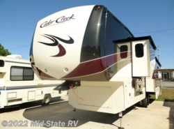 New 2017  Forest River Cedar Creek Hathaway Edition 38FBD by Forest River from Mid-State RV Center in Byron, GA