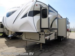 New 2017  Coachmen Chaparral 360IBL by Coachmen from Mid-State RV Center in Byron, GA