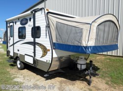 Used 2015  Coachmen Clipper 15RB by Coachmen from Mid-State RV Center in Byron, GA