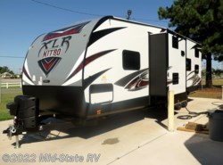 New 2017  Forest River XLR Nitro 29KW by Forest River from Mid-State RV Center in Byron, GA