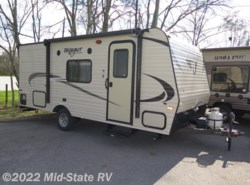 Used 2016  Keystone Hideout 185LHS by Keystone from Mid-State RV Center in Byron, GA