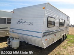 Used 2000  Coachmen Catalina Lite 248TB by Coachmen from Mid-State RV Center in Byron, GA