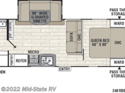 New 2017  Coachmen Freedom Express 248RBS by Coachmen from Mid-State RV Center in Byron, GA