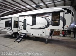 New 2017  Palomino Columbus  366RL by Palomino from Midway RV Center in Grand Rapids, MI