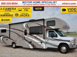 New 2016  Thor Motor Coach Four Winds 31E Bunk, Jacks, Rapid Camp & 15K  A/C by Thor Motor Coach from Motor Home Specialist in Alvarado, TX