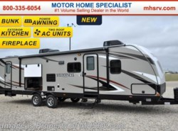 New 2016  Heartland RV Wilderness 3125BH Bunks, Pwr Jacks, Pwr Awning, 2 A/Cs by Heartland RV from Motor Home Specialist in Alvarado, TX
