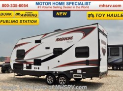 New 2017  Coachmen Adrenaline Toy Hauler 19CB Bunk, 15K BTU A/C by Coachmen from Motor Home Specialist in Alvarado, TX