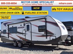 New 2016  Coachmen Adrenaline Toy Hauler 26CB W/Onan Gen, Pwr Bed, 15K A/Cs by Coachmen from Motor Home Specialist in Alvarado, TX